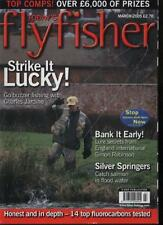 TODAY'S FLY FISHER MAGAZINE - March 2005