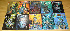 the Darkness #½ & 1-40 VF/NM complete series + (7) variants + (7) more - set lot