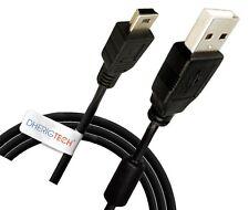 Cavo USB per Garmin Nuvi 275 300 310 350 360 465 500 510 550 SAT NAV