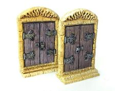 Fantasy Dungeon Doors, resin models for  Roleplaying and Wargames