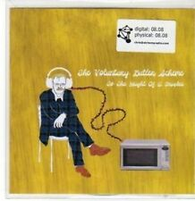 (BY310) The Voluntary Butler Scheme, To The Height of a Frisbee - 2011 DJ CD