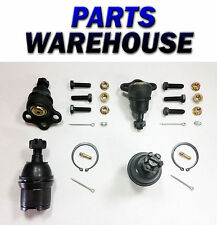 Front Upper Lower Ball Joint Set Kit For Dodge Dakota Durango Pickup Truck 4Wd