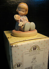 "NEW! MIB! PRECIOUS MOMENTS ""WRAPPED IN LOVE AND HAPPINESS"" 602930 **RARE**"