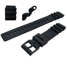 Resin Watch Strap 18mm To Fit Casio DW7000, AW302, DW2500, LED100, DW400, PGW92