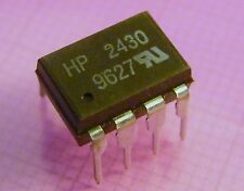 HCPL-2430 Dual 20 MBd High CMR Logic Gate Optocoupler, Hewlett Packard