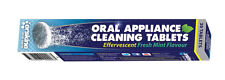 PIKSTERS  ERSKINE ORAL APPLIANCE CLEANING TABLETS (30).RETAINERS , MOUTHGUARDS,