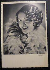 FOTO CARD - MISS SORRISO - 1937