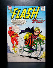 COMICS: DC: The Flash #152 (1965), Trickster app - RARE (batman/arrow)