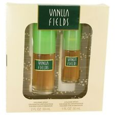 Vanilla Fields Gift Set 2 oz Cologne Spray 60 ml EDC by COTY FOR WOMEN 2 pcs