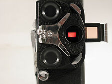 Super 16 w/ Enhanced Viewer - TESTED - Bolex REX H16 Reflex 16mm Camera – MUST S