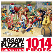 One Piece Anime Jigsaw Puzzle 1000p Party Time