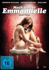 Ist ja irre - CARRY ON EMANUELLE - MACH WEITER EMMANNUELLE Kenneth Williams DVD
