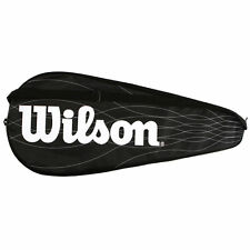 WILSON BLX FULL LENGTH PERFORMANCE TENNIS RACKET COVER WITH ADJUSTABLE STRAP