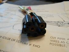 NOS 1969 FORD MUSTANG SHELBY MACH 1 BOSS FAIRLANE IGNITION WIRING REPAIR PIGTAIL