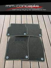 Autoteppich Fußmatten Matten Teppich für Audi A6 S6 RS6 S-Line 4F C6 Velours OVP