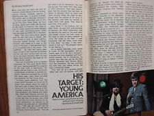 August 5, 1972 TV  Guide(LARRY KANE/SHERRY MILES/DAVID  STEINBERG/WAR AND PEACE)