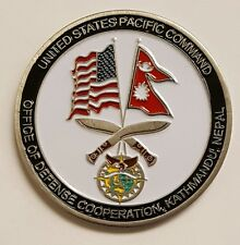 US PACOM Pacific Command Kathmandu Nepal Office Of Defense Cooperation 2""