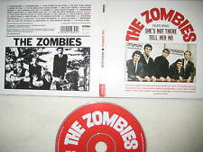 CD Limitiertes Digipak + Bonustracks The Zombies ‎– Begin Here Psychedelic Rock