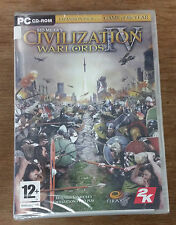 Sid Meier's Civilization IV: Warlords Expansion (PC CD-ROM) UK IMPORT
