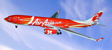"1/200 AirAsia A330-300 ""Phoenix"" Special Color Corporate Model"