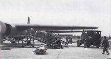 8x6 Gloss Photo wwB16 Normandy Invasion WW2 World War 2 Horsa Glider Trailer