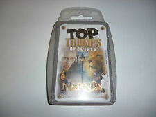Disney The Lion The Witch and the Wardrobe  Narnia Top Trumps trading card set