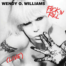 "rare WENDY O WILLIAMS f**k n roll LIVE SEALED RSD 2016 12"" EP the Plasmatics sex"