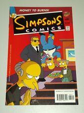 SIMPSONS COMICS #69 BONGO COMICS APRIL 2002