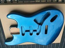 Göldo Body f. Strat, US-Erle, Lake Placid Blue BSALB