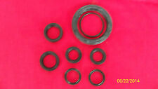 1973-82 TRIUMPH MOTORCYCLE T140 ENGINE OIL SEAL SET 99-9957 UK MADE