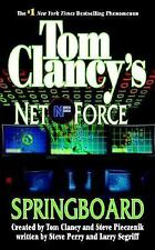 Springboard Tom Clancy's Net Force, Book 9