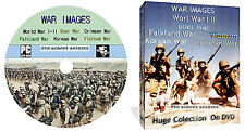 War Photos Images Warld war 1-2, Boer War, Vietnam, Korean, Falkland CD DVD Disk