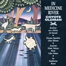 In Medicine River by Coyote Oldman (Cassette, Mar-1993, Coyote Oldman Records)
