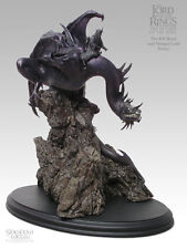 Sideshow Weta FELL BEAST & MORGUL LORD Statue Lord of the Rings LotR Hobbit Rare