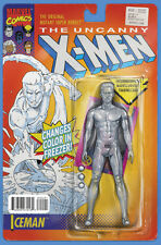 MARVEL UNCANNY X-MEN #600 BOBBY DRAKE ICEMAN ACTION FIGURE VARIANT EDITION