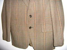 "VINTAGE MAGEE TWEED HACKING JACKET DATED 1976  GAMEKEEPER ETC 38"" BEAUTIFUL"