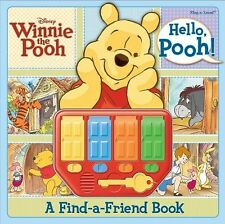 Disney Winnie the Pooh: Hello Pooh (Find a Friend Book)