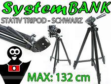 Dreibeinstativ Stativ Tripod SCHWARZ für FUJIFILM S1 PRO S5600 S5700 S5800 S9500