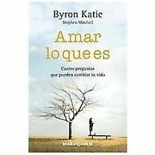Amar lo que es (Spanish Edition)-ExLibrary