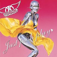 AEROSMITH Just push play CD NEUF