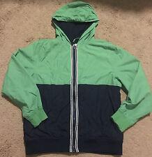 Gymboree Boys Hooded Windbreaker Jacket Size L 10-12