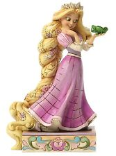 Disney Traditions Loyalty and Love Rapunzel and Pascal Figurine 18cm 4037514