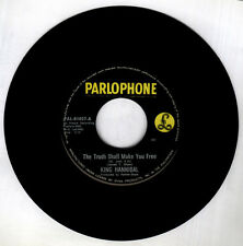 "PHILIPPINES:KING HANNIBAL - The Truth Shall Set You Free,7"" 45 RPM,RARE"