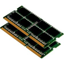 New! 8GB 2X 4GB Memory DDR3 PC3-8500 HEWLETT-PACKARD EliteBook 8740w