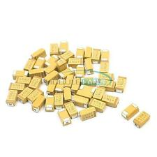 20PCS Tantalum Capacitors 35V 10uF Type C SMD 6032 10% Surface Mount