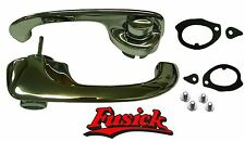 1968-1972 Olds Cutlass 442 NEW Chrome Door Handle Set 1969 1970 1971
