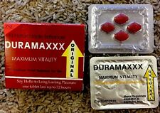 Duramaxxx Original 8 Pills (2X4 Blisters)