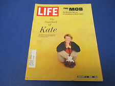 Life Magazine , January 5,1968 The Mob Its Brazen Move In Lindsays New York