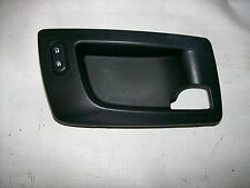 CADILLAC CTS 2003-2007 FACTORY RIGHT SIDE HANDLE BEZEL WITH LOCK SWITCH