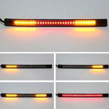 1x Flexible 48 LED Motorcycle Car Tail Turn Signal Brake Stop Lamp Strip Light